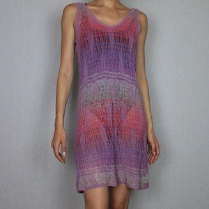 Vintage Missoni Knit Stripe Dress